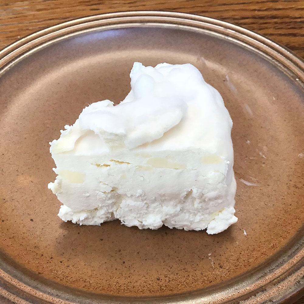 白カビチーズ自作への道、コンプリート / 自作チーズ