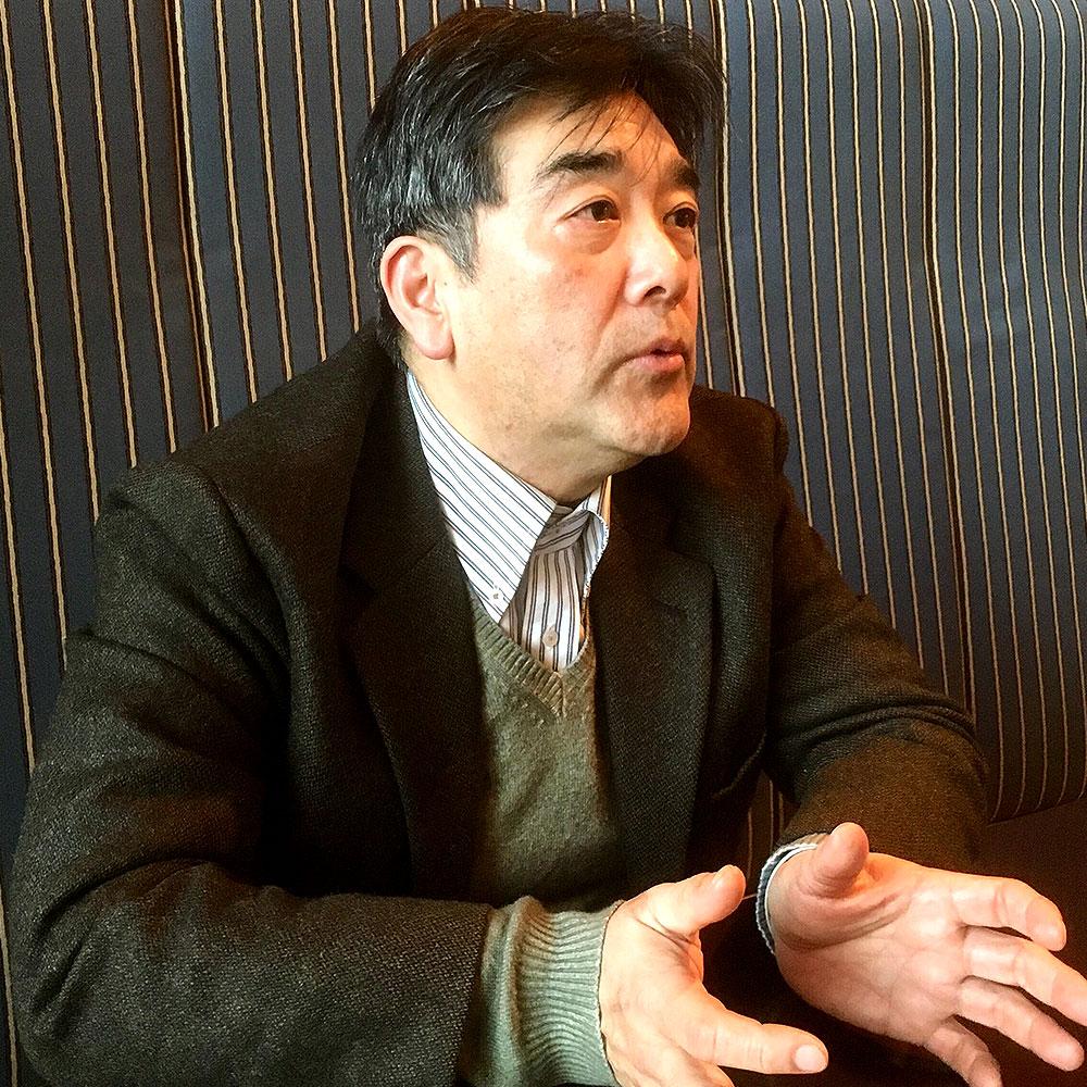 佐々木昭人さん カジュアルフレンチ レスパス