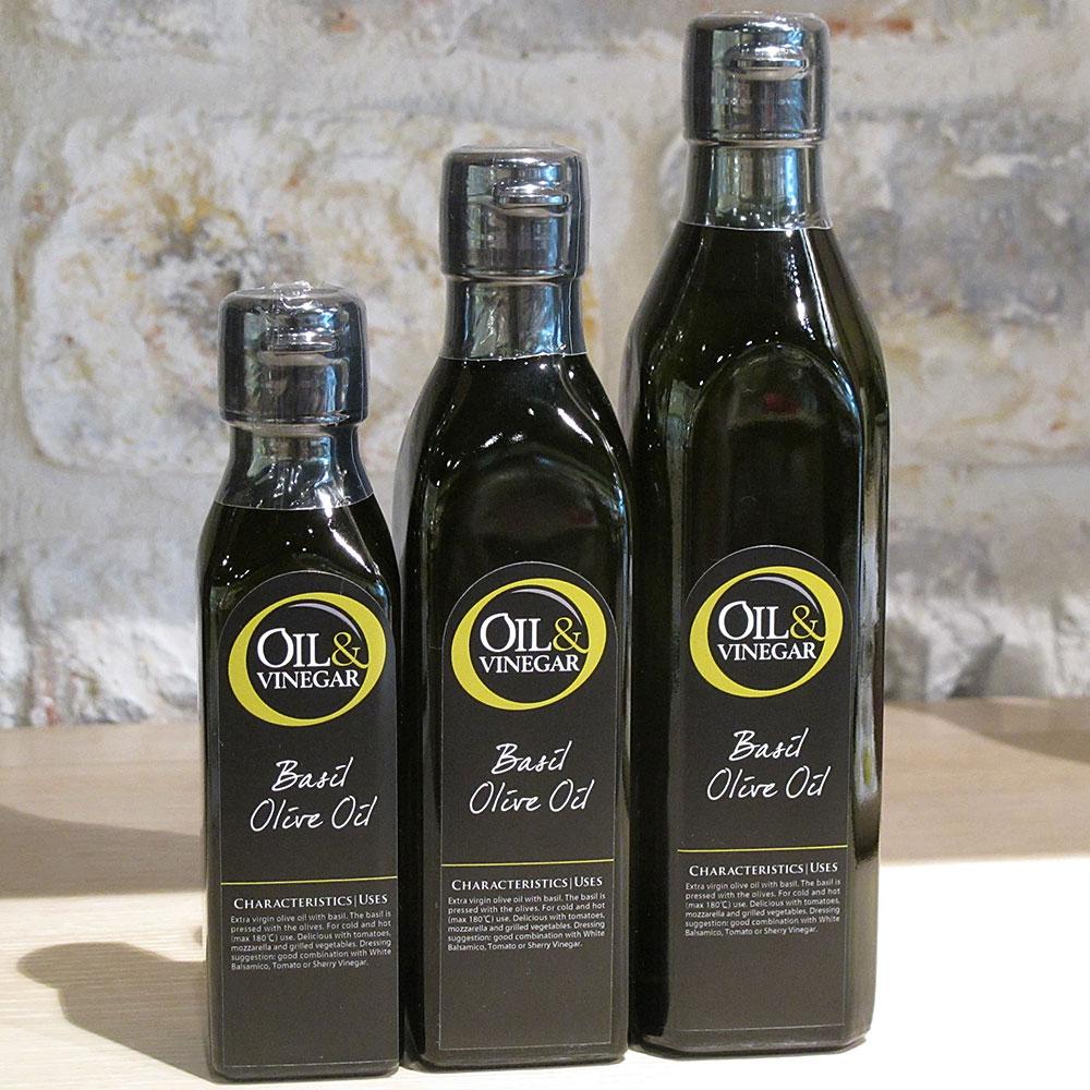 Basil Olive Oil(バジルオリーブオイル)