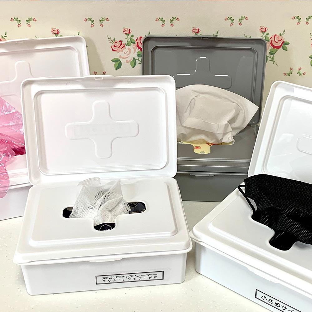 お掃除にも花粉の季節にも大活躍!セリア・キャンドゥの「便利なシートが最後まで出しやすいBOX」