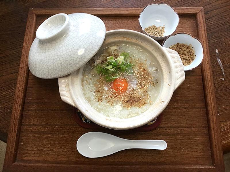 いつでも美味しく鶏雑炊!スープを作り置きしよう/時短レシピ