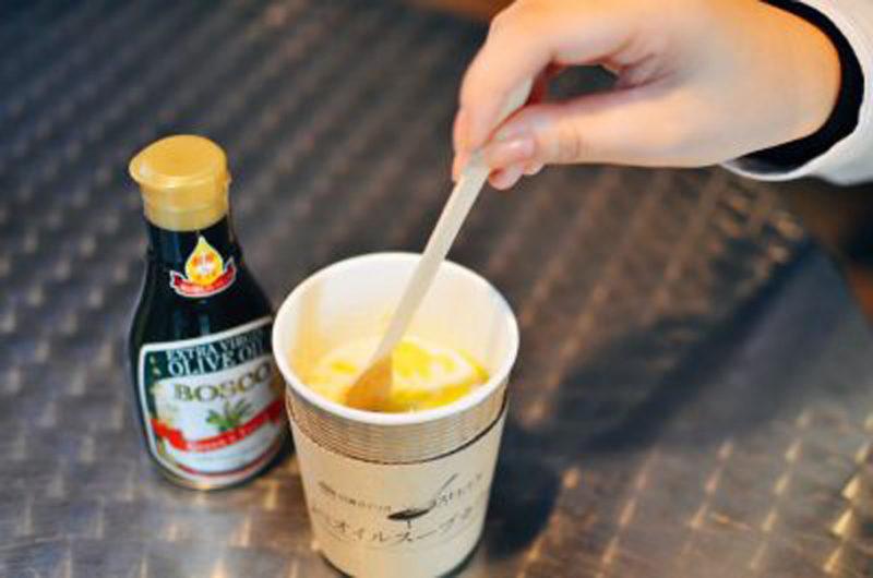 映画ラストレシピ×かけるオイルスープカフェ