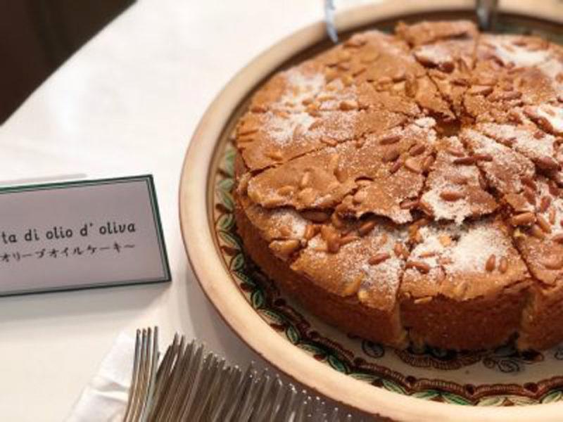オリーブオイルケーキ