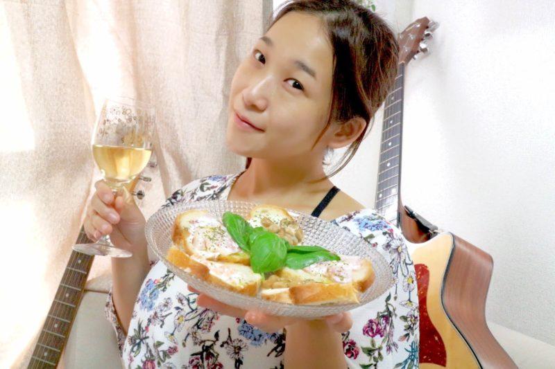 オリーブオイルレシピソング♪ 納豆とヨーグルトで健康ツマミ