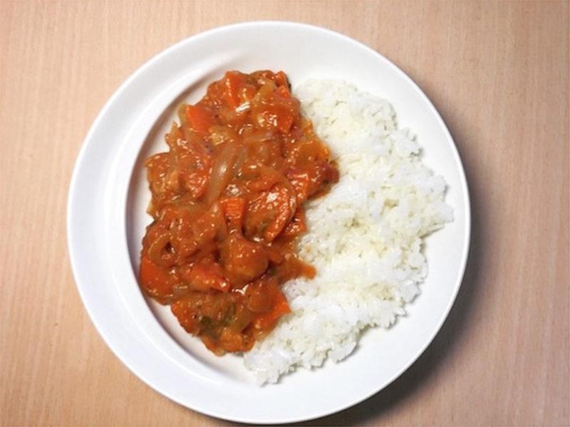 野菜の旨味たっぷり「ベジタリアン・ハヤシライス」の作り方