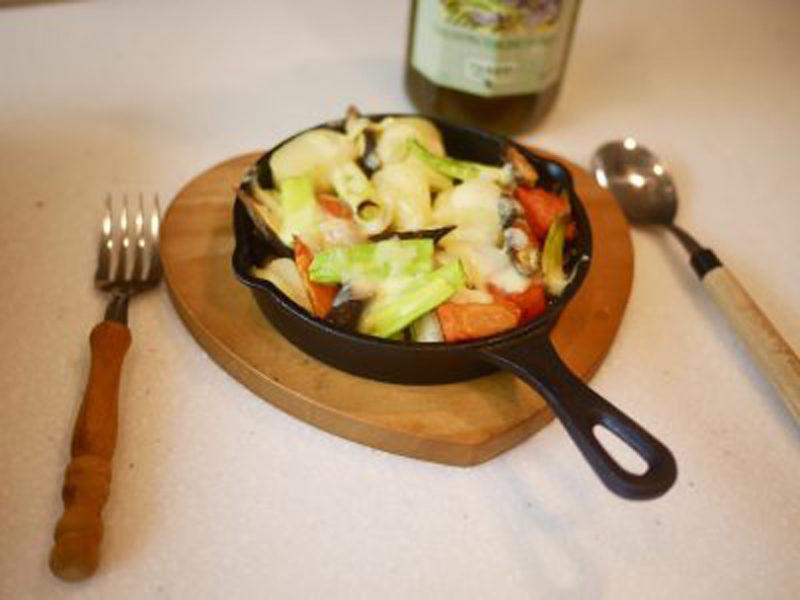 時短根菜サラダ