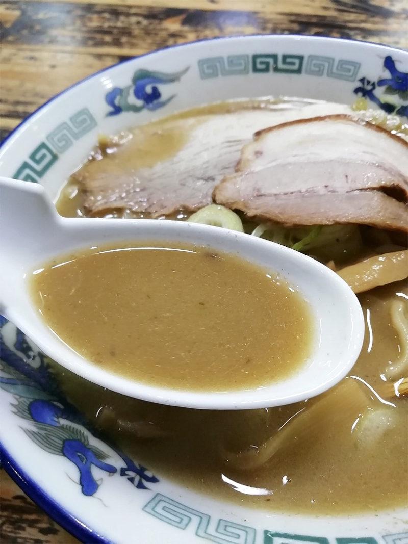 煮干しスープ