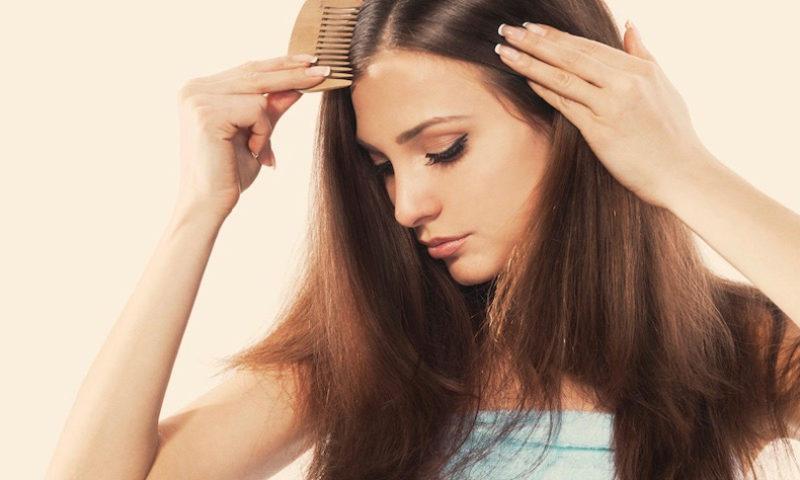 頭皮を綺麗にして美しい髪に