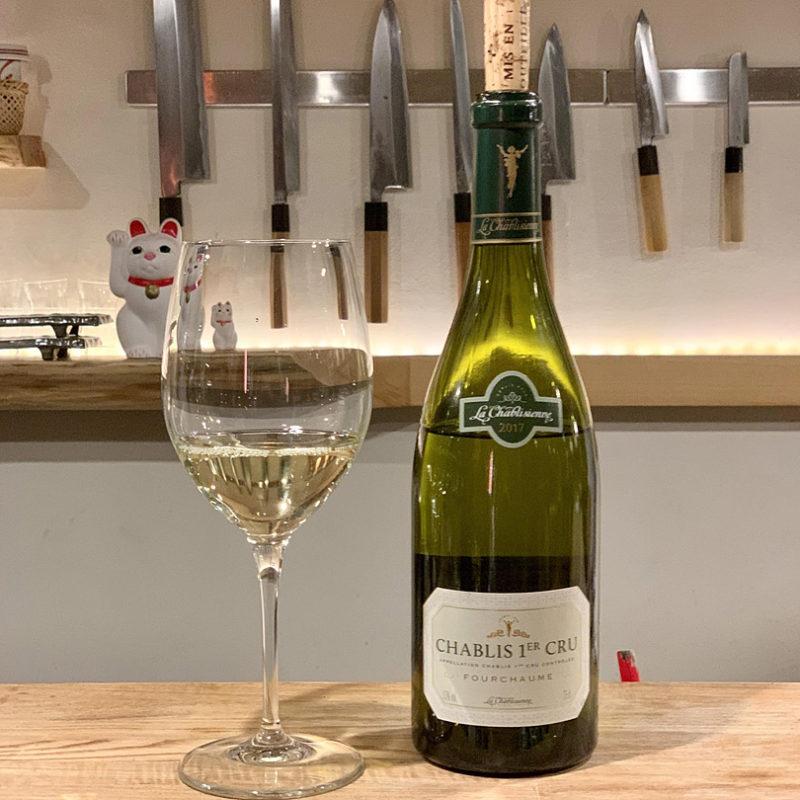 フランスで有名なシャブリのワイン