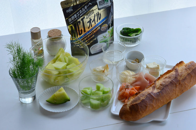 飲むサラダ・グリーンのガスパチョの作り方