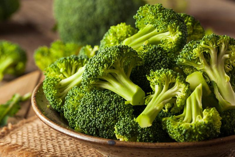 ブロッコリーの旬はいつ?/旬の野菜と基礎知識
