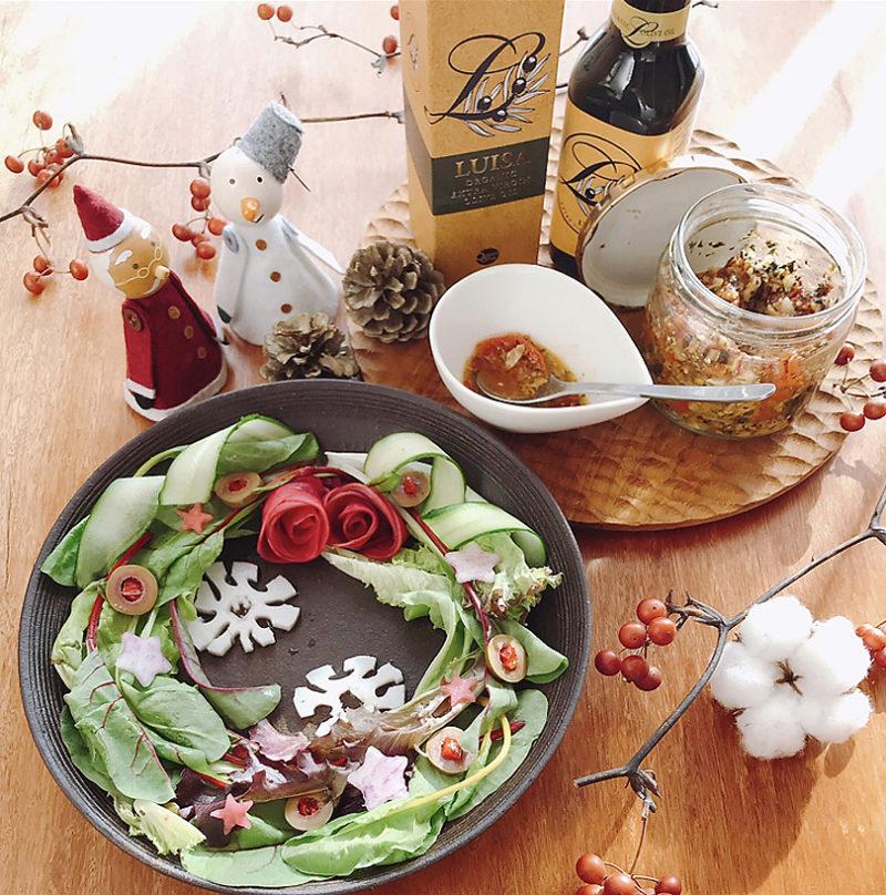 エキストラバージンオリーブオイルで食べるオリーブオイル