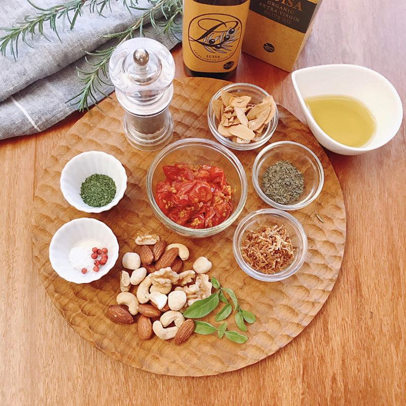 食べるオリーブオイルの作り方