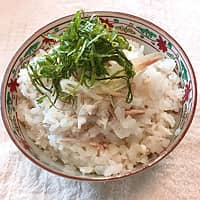 「鯛めし」をふっくら香りまで美味しく作るオリーブオイル鯛めしの作り方