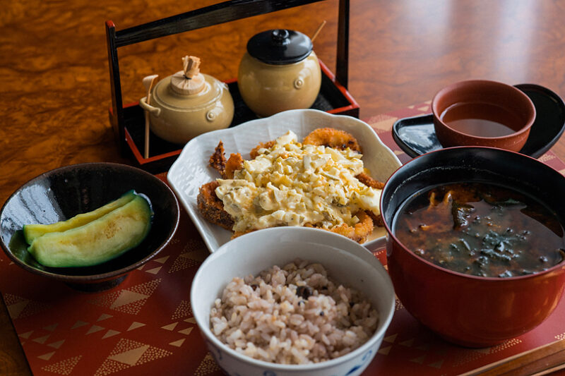 和食をおうちごはんでつくらない四つの理由