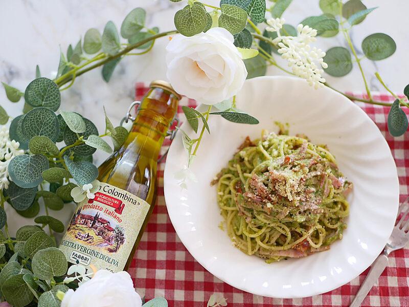 おうちで本格イタリアン!スーパーにある食材でジュノベーゼソースを作ろう