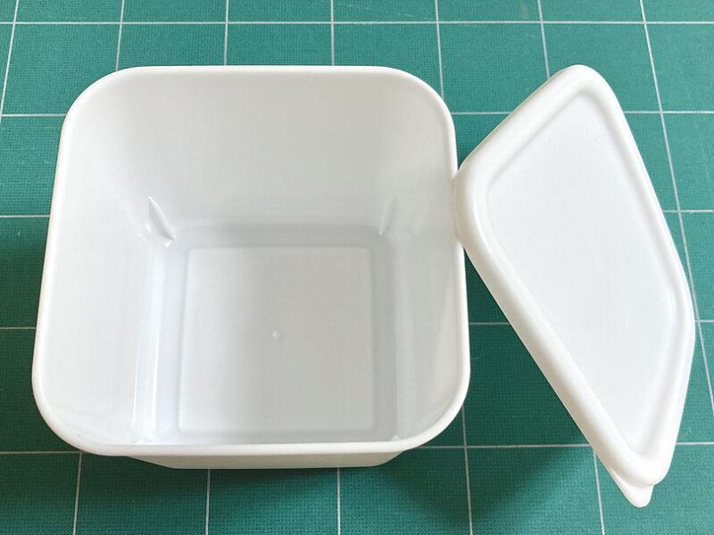 セリア 洗濯洗剤用 詰め替えケース