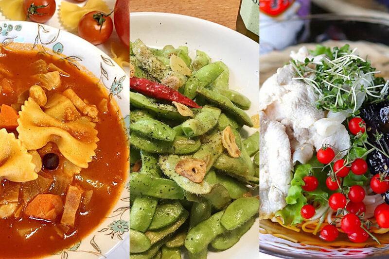 食事から気をつける夏バテ予防のポイント&おすすめレシピ