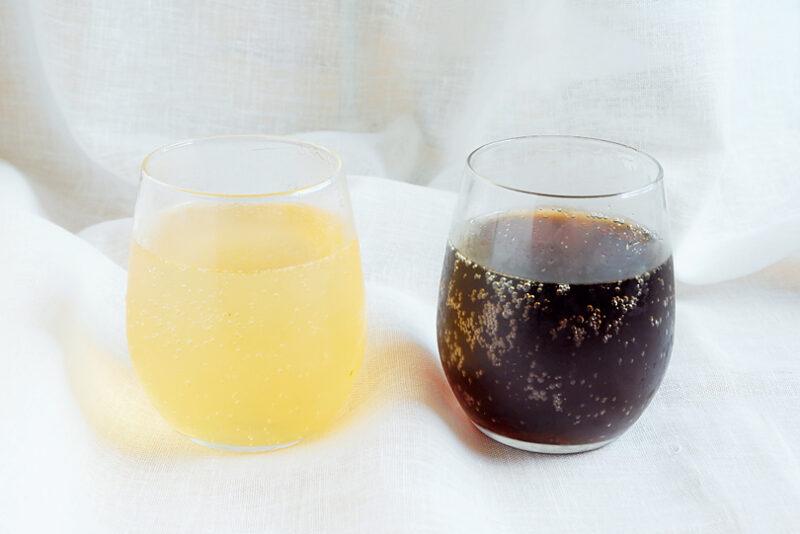 市販のコーラと飲み比べてみました