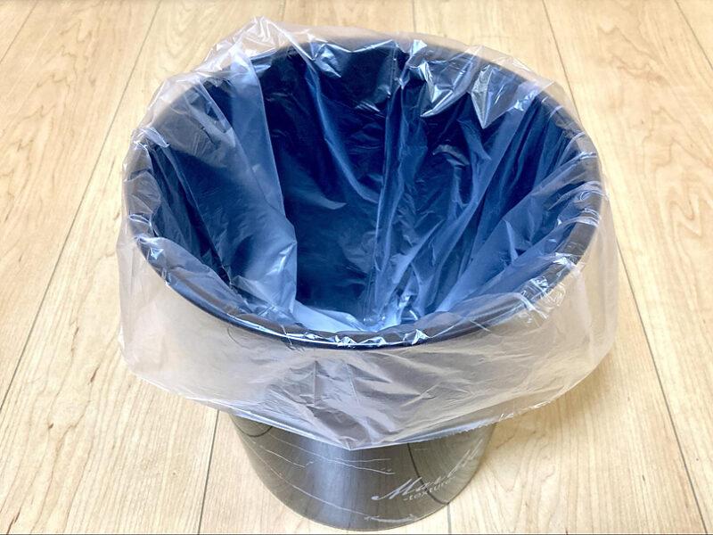 キャンドゥ、セリアで買える「次が使いやすいゴミ袋」