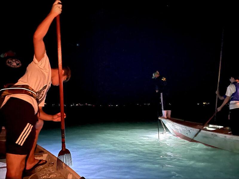 浜名湖のたきや漁を体験!美味なる伝統漁の面白みと釣果は?