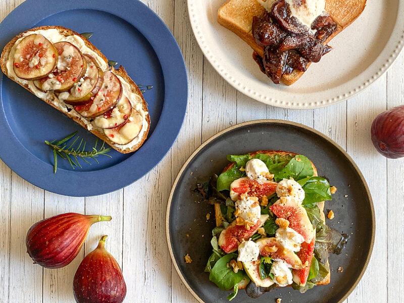 秋が旬!魅力的な栄養がたっぷりな「いちじく」を使ったパンレシピ3選