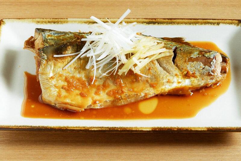 ひと手間で臭み知らず!韓国風サバの味噌煮